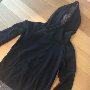 Lululemon fleece hoodie with rulu lining